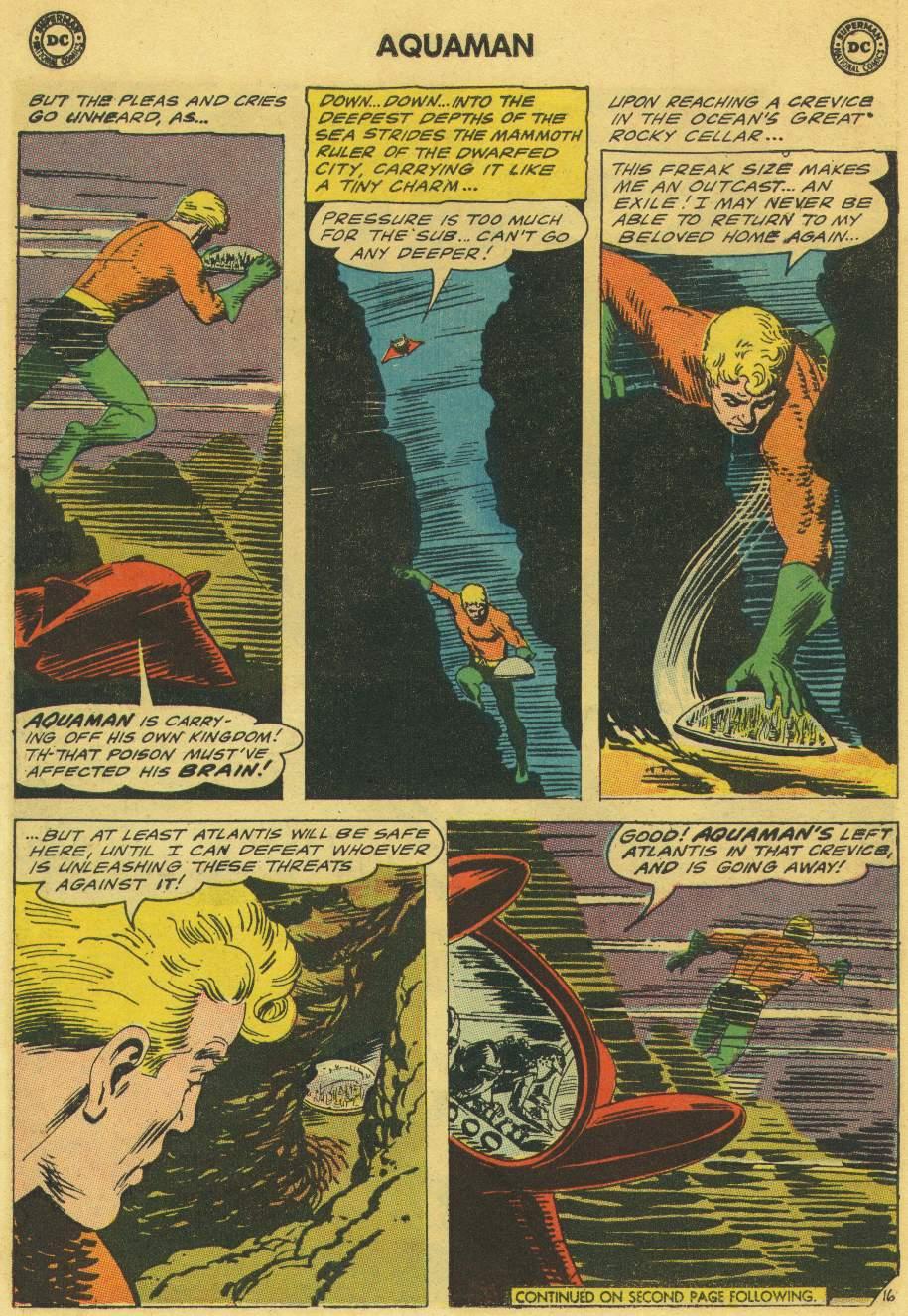 Aquaman (1962) Issue #21 #21 - English 22