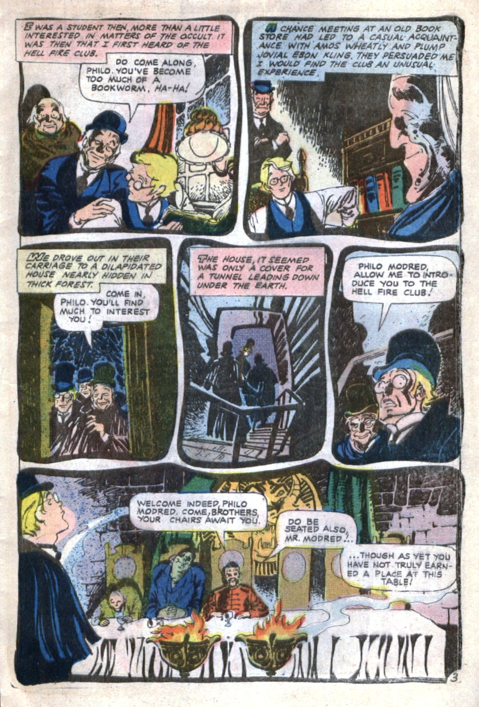 Read online Scary Tales comic -  Issue #29 - 5