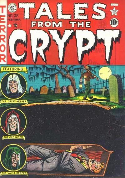 Tales From The Crypt (1950) 28 Page 1