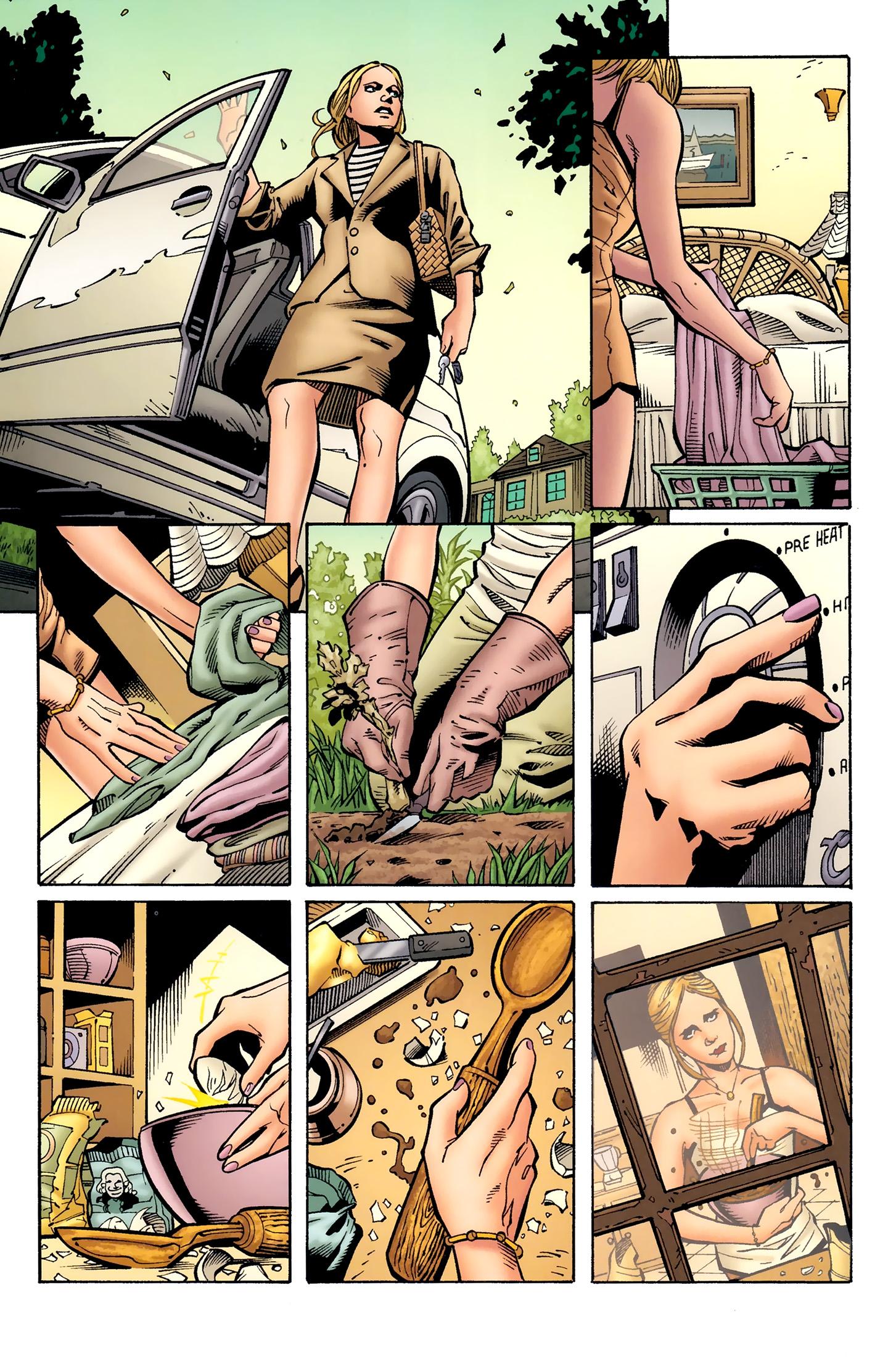 Read online Buffy the Vampire Slayer Season Nine comic -  Issue #8 - 15