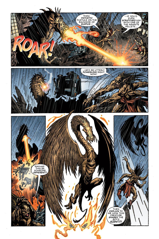 Excalibur (2004) Issue #6 #6 - English 11