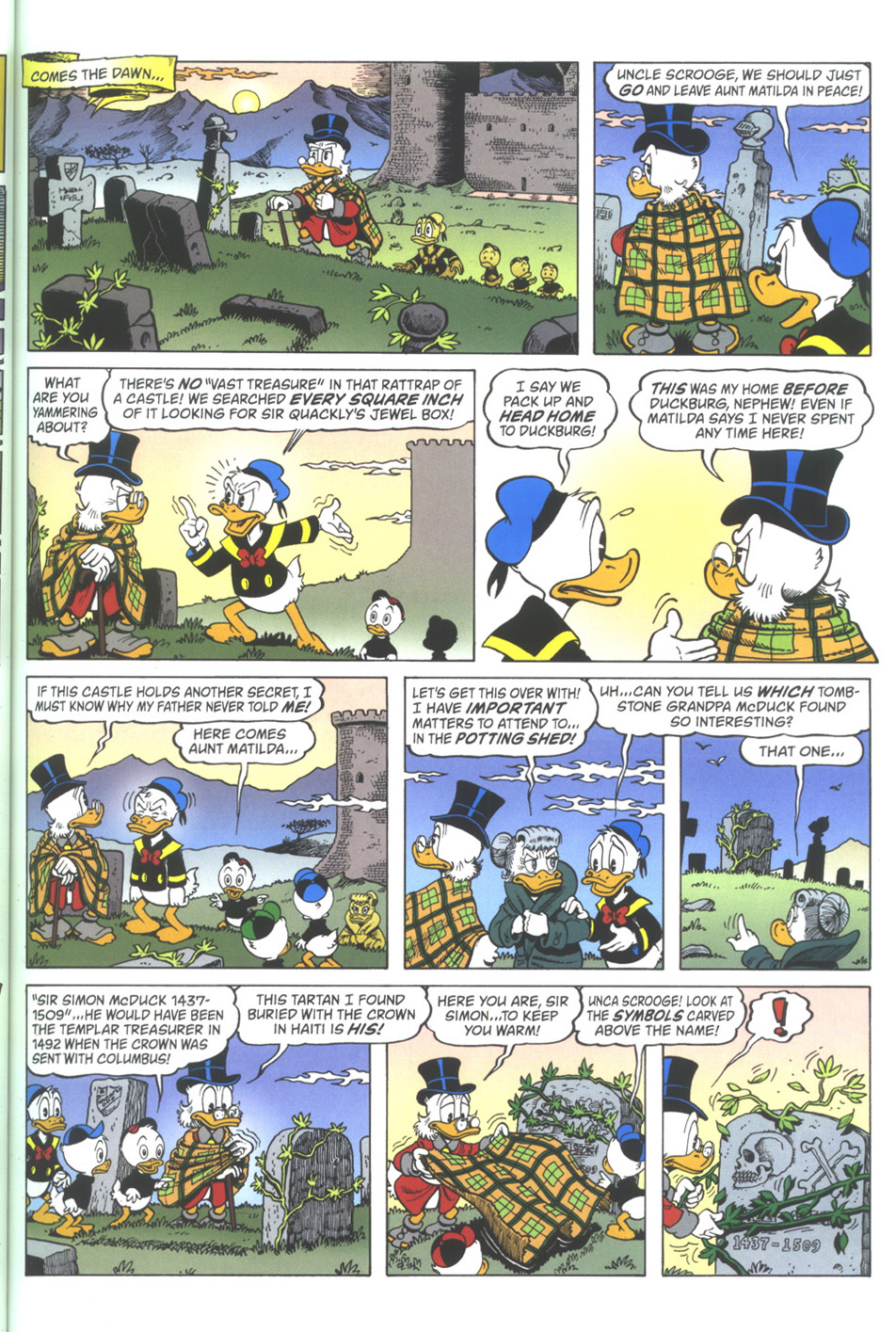 Uncle Scrooge (1953) Issue #342 #342 - English 21