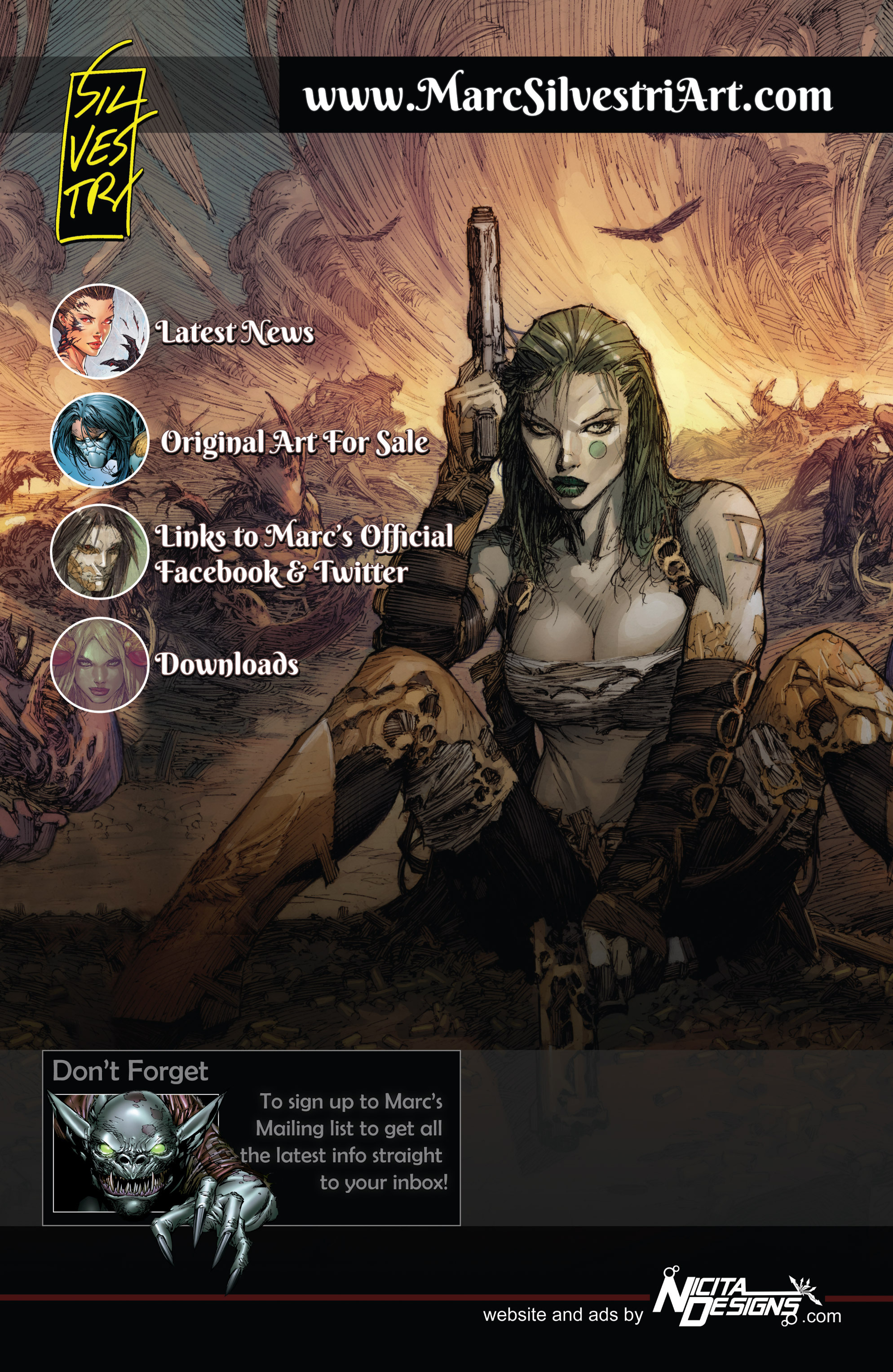 Read online The Darkness (2007) comic -  Issue #113 - 2
