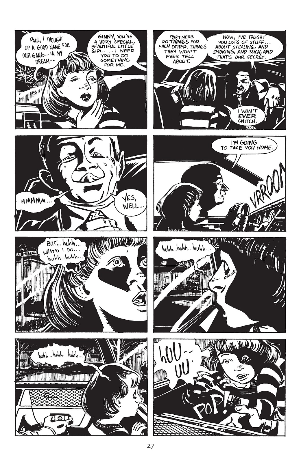 Stray Bullets Issue #4 #4 - English 29