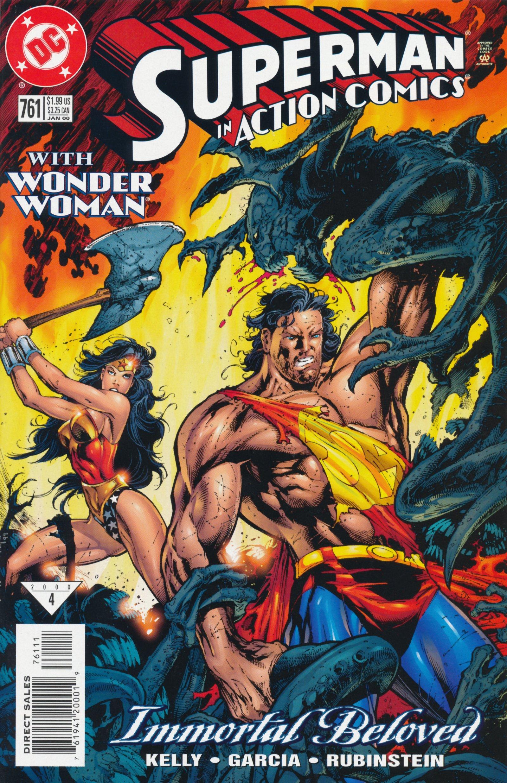 Action Comics (1938) 761 Page 1