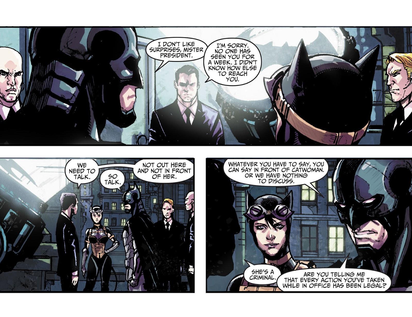 Injustice: Gods Among Us [I] Issue #18 #19 - English 5