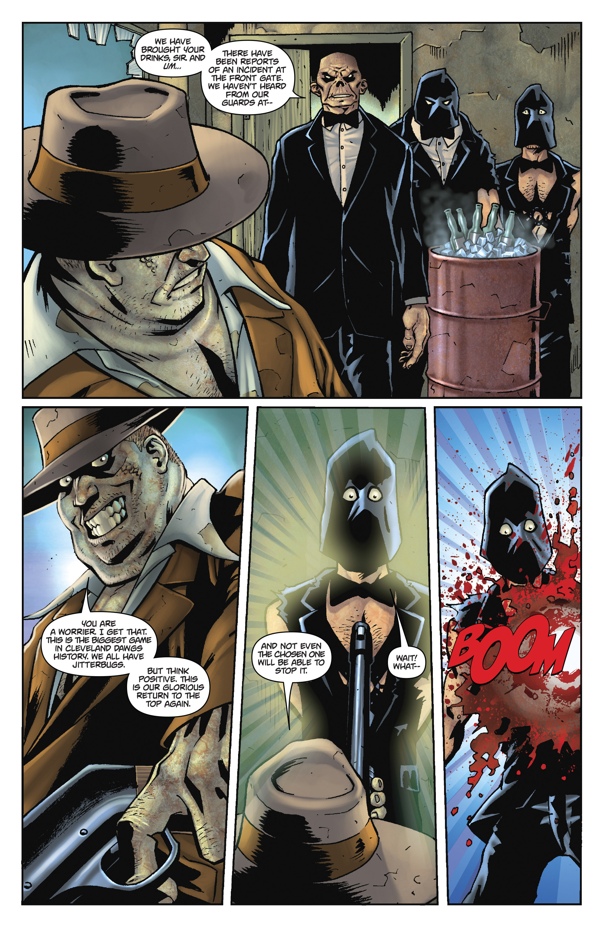 Army of Darkness: The Long Road Home TPB Page 87