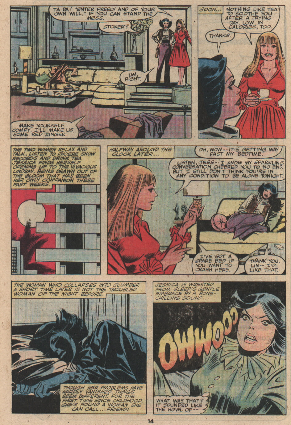 Spider-Woman (1978) #19 #32 - English 9