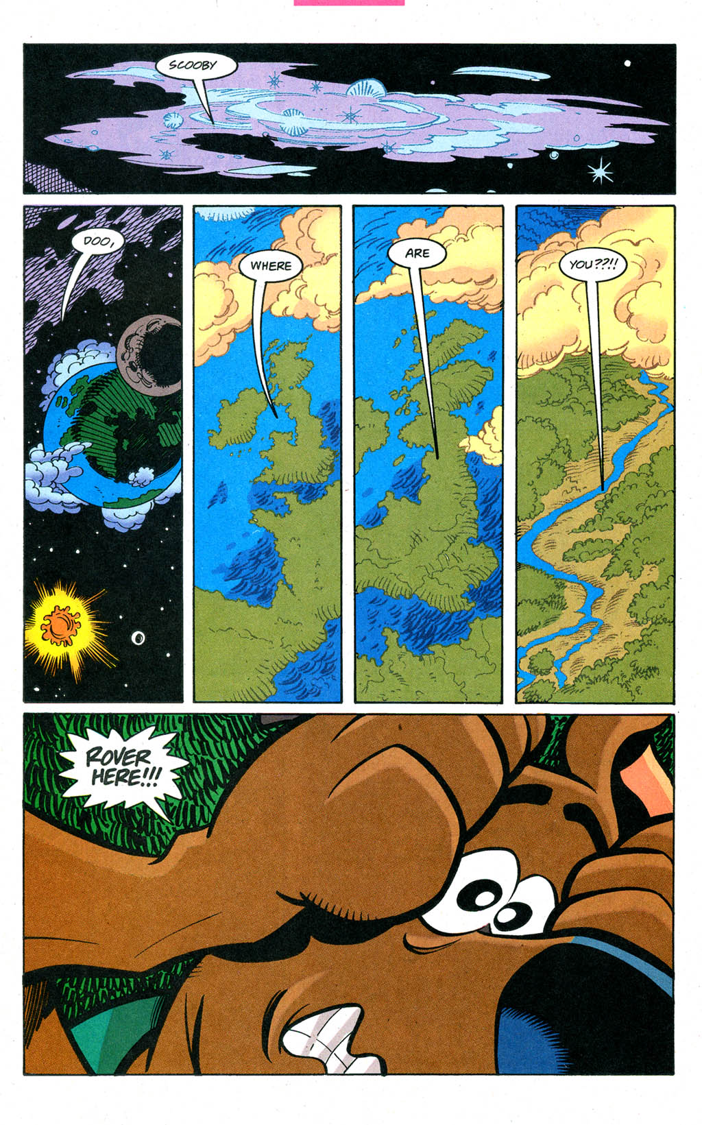 Read online Scooby-Doo (1997) comic -  Issue #90 - 22