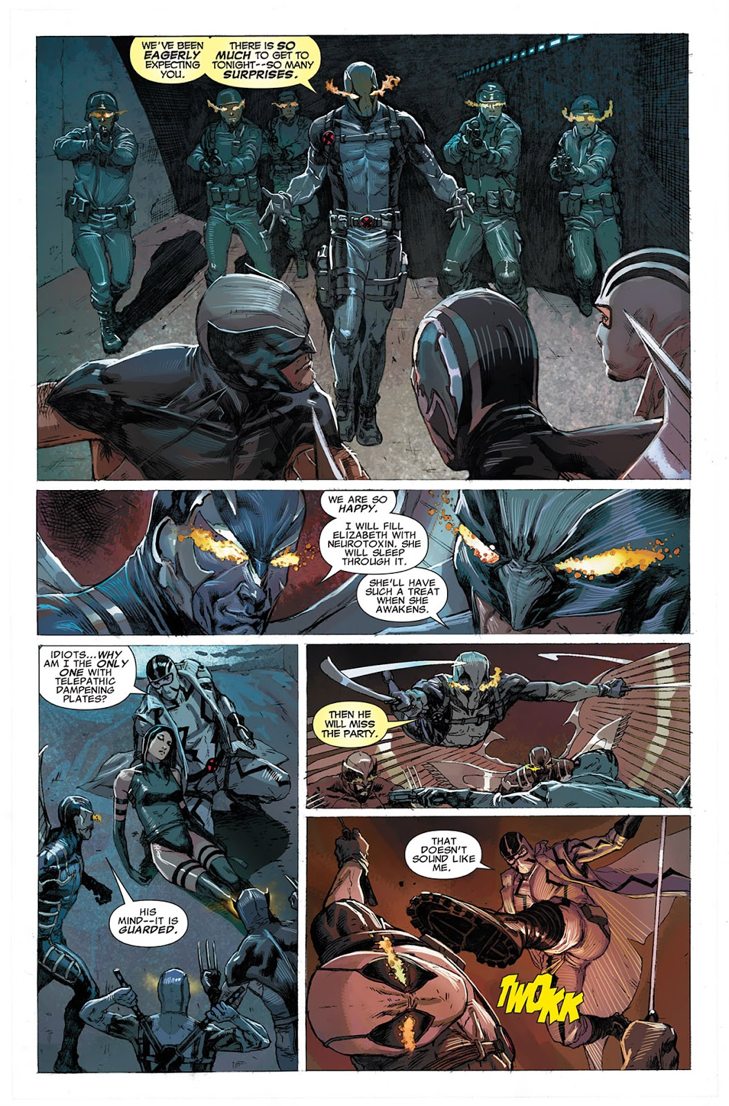 Uncanny X-Force (2010) Issue #8 #9 - English 12