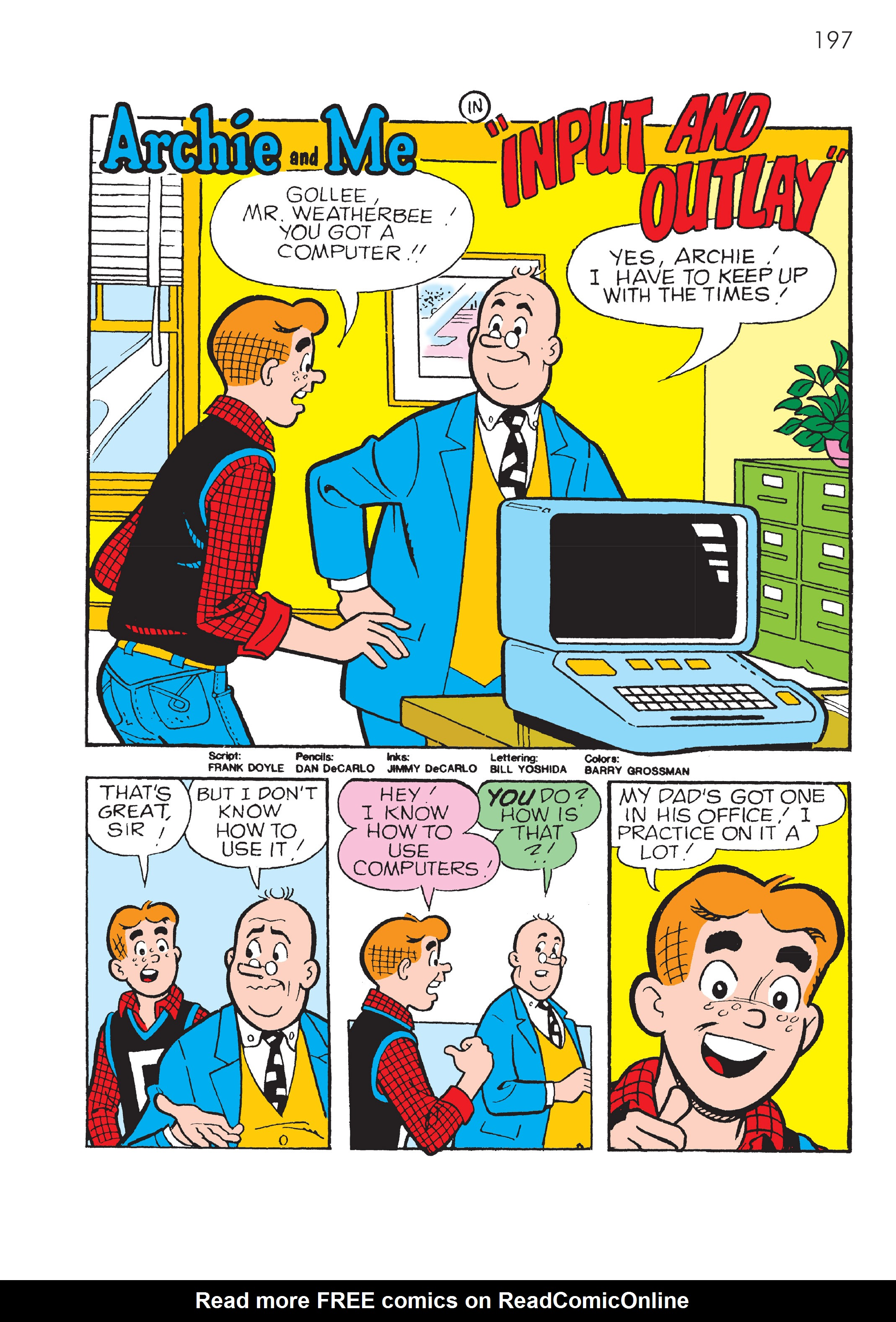 Read online The Best of Archie Comics comic -  Issue # TPB 4 (Part 1) - 198