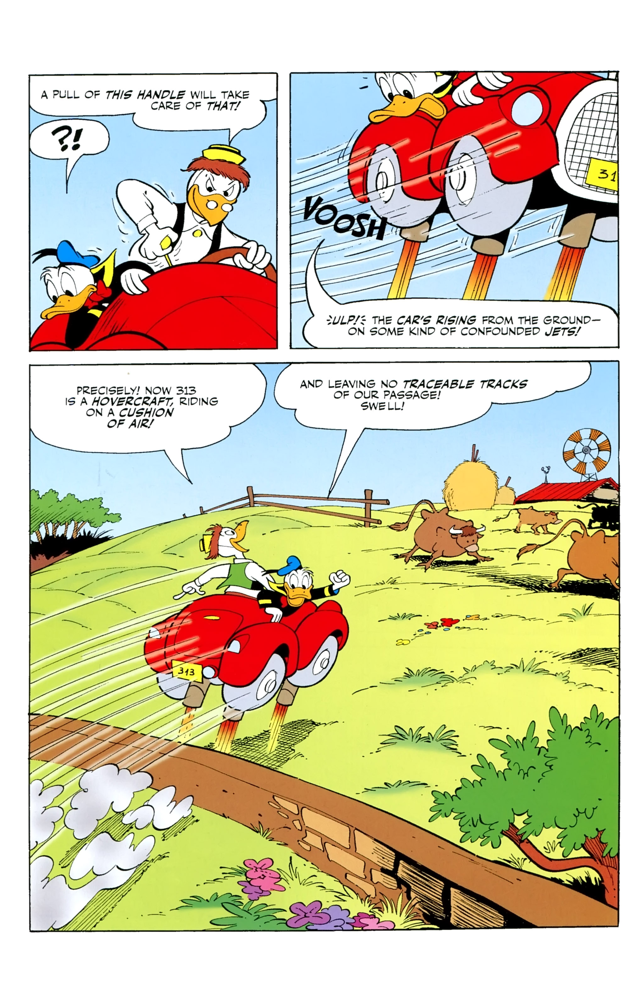 Read online Donald Duck (2015) comic -  Issue #14 - 6