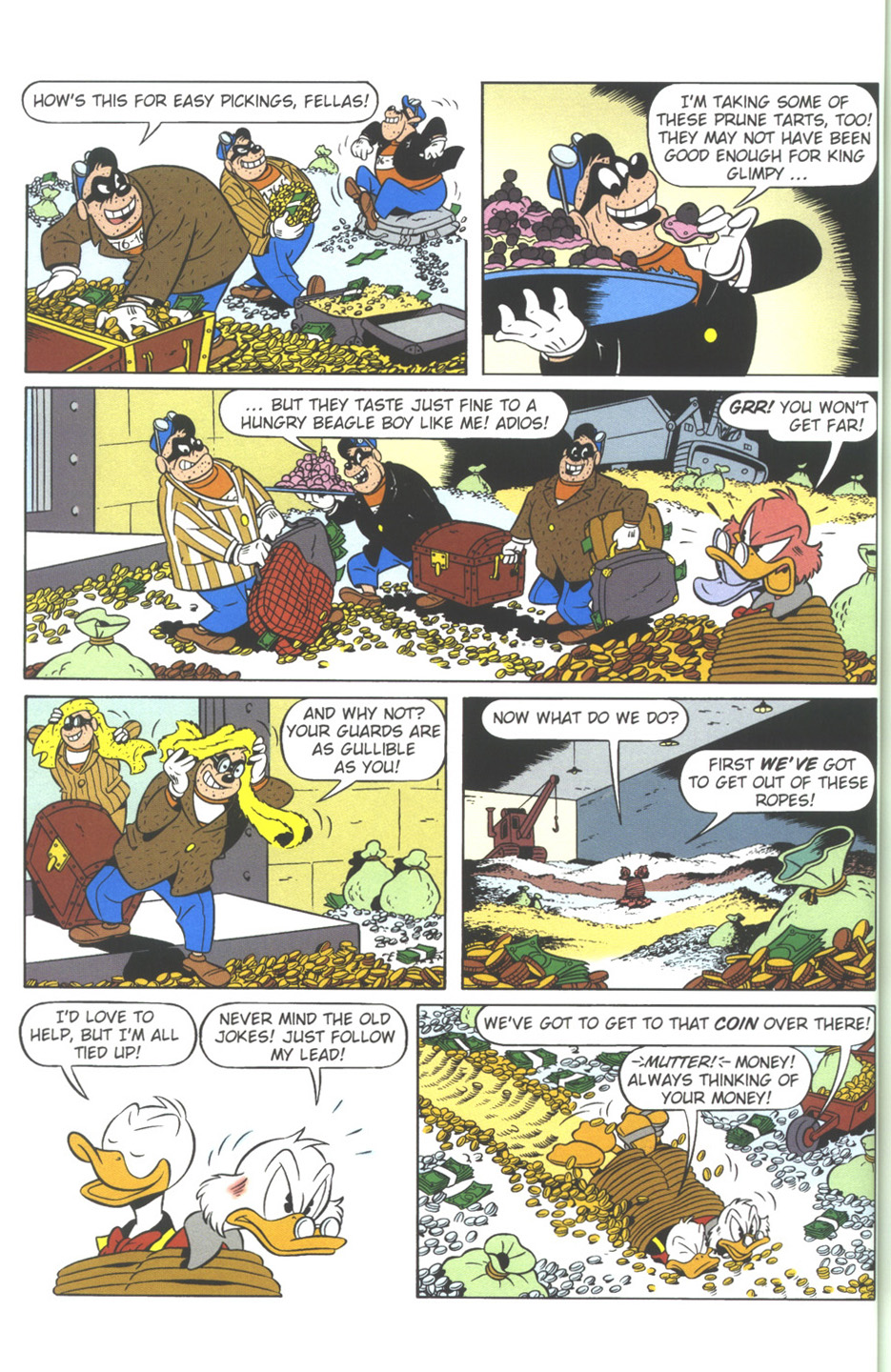 Uncle Scrooge (1953) Issue #309 #309 - English 58
