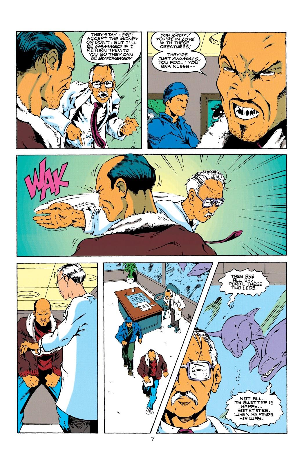 Aquaman (1994) Issue #4 #10 - English 8