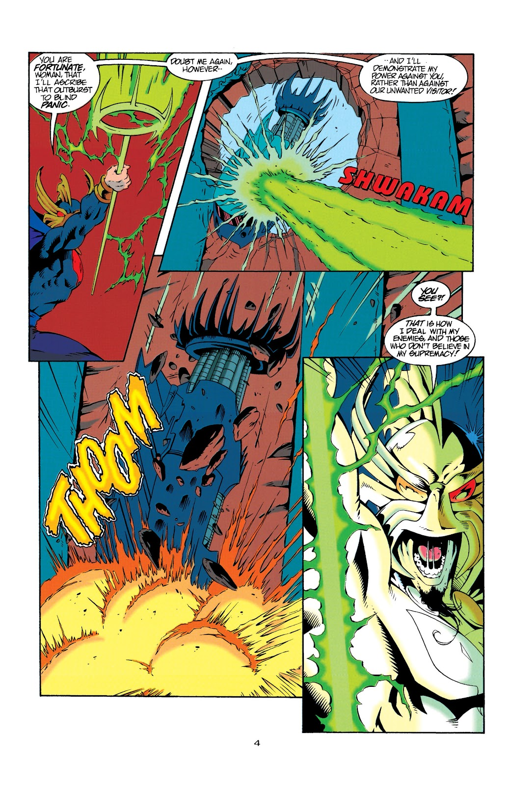 Aquaman (1994) Issue #20 #26 - English 4