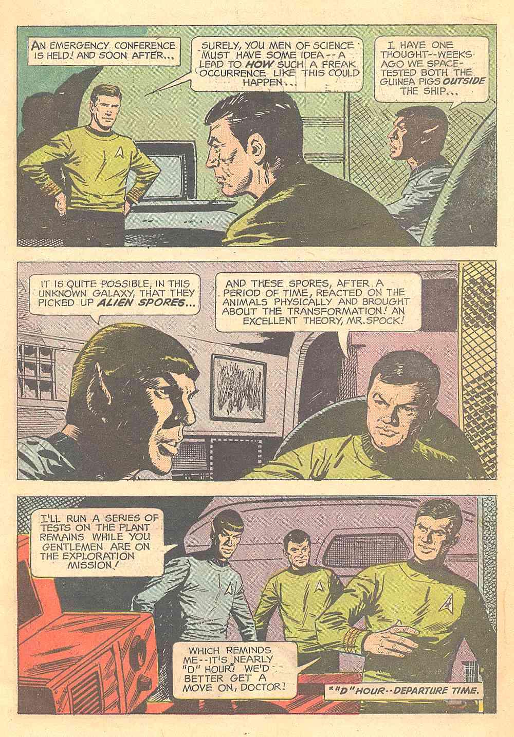 Star Trek (1967) Issue #1 #1 - English 7