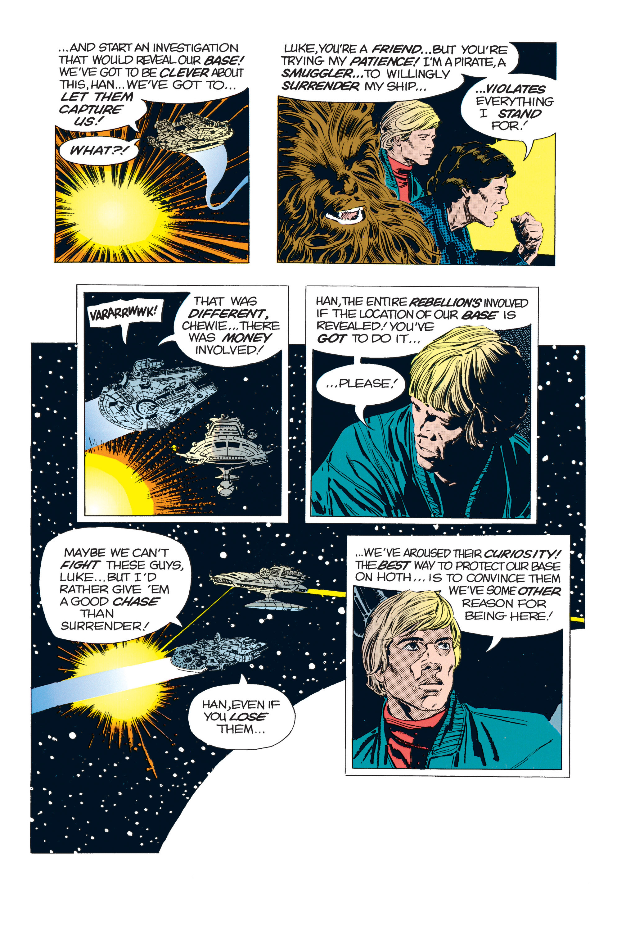 Classic Star Wars #19 #19 - English 6