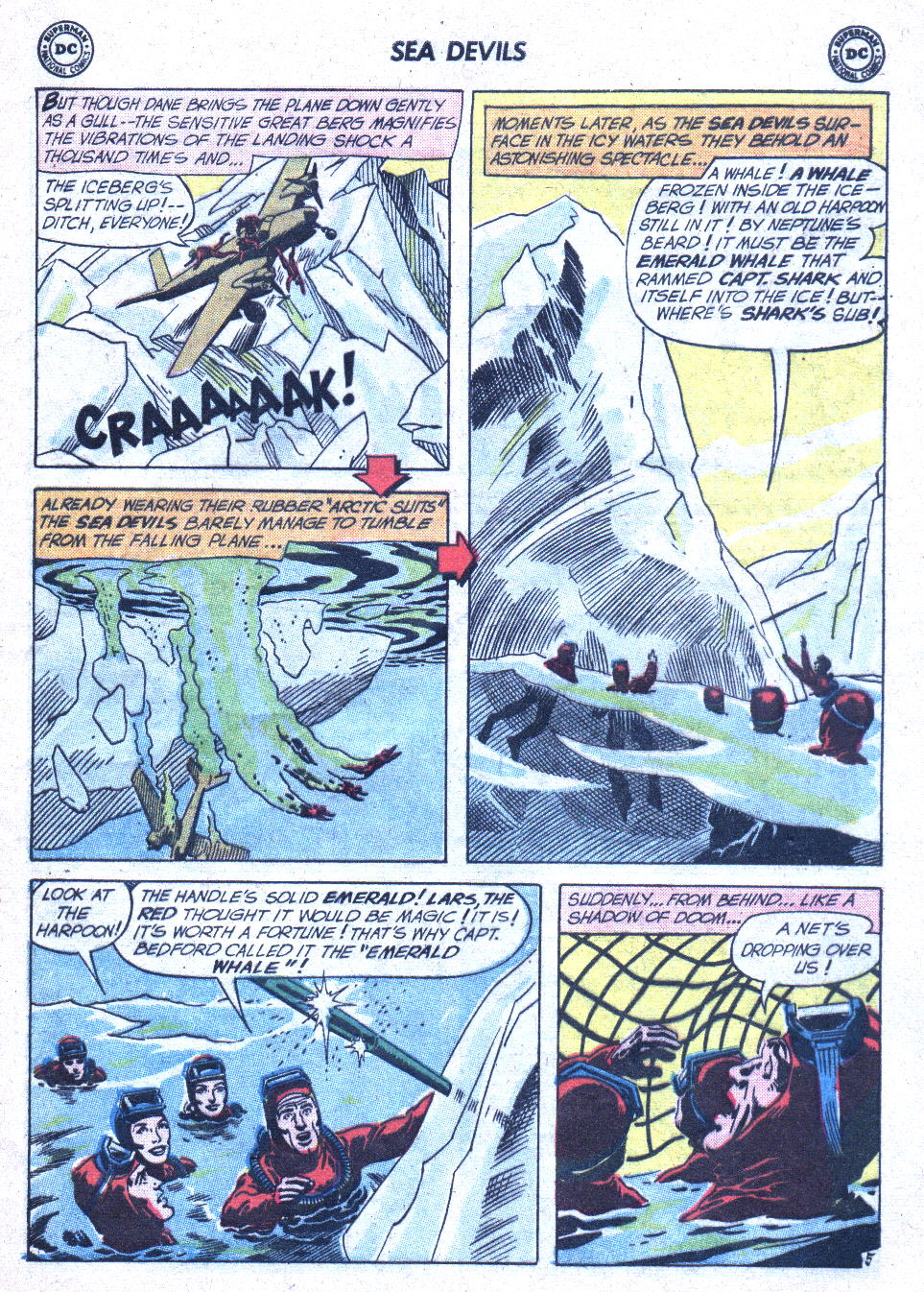Read online Sea Devils comic -  Issue #1 - 26