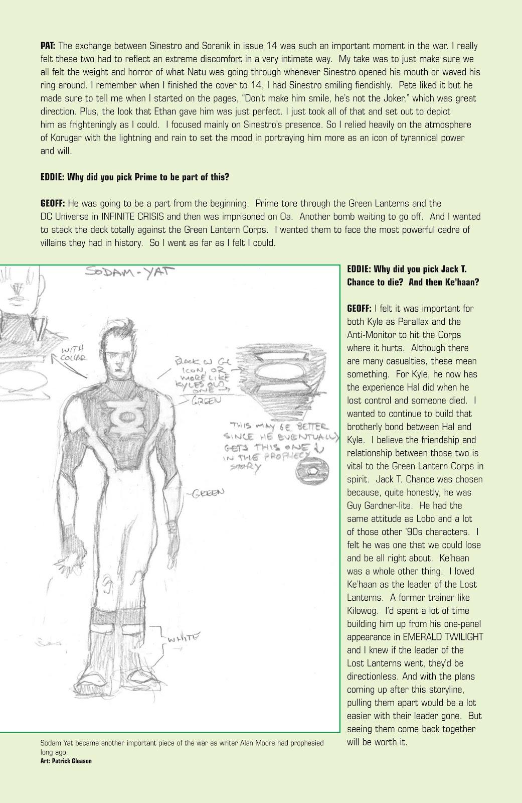 Green Lantern: The Sinestro Corps War Full #1 - English 307