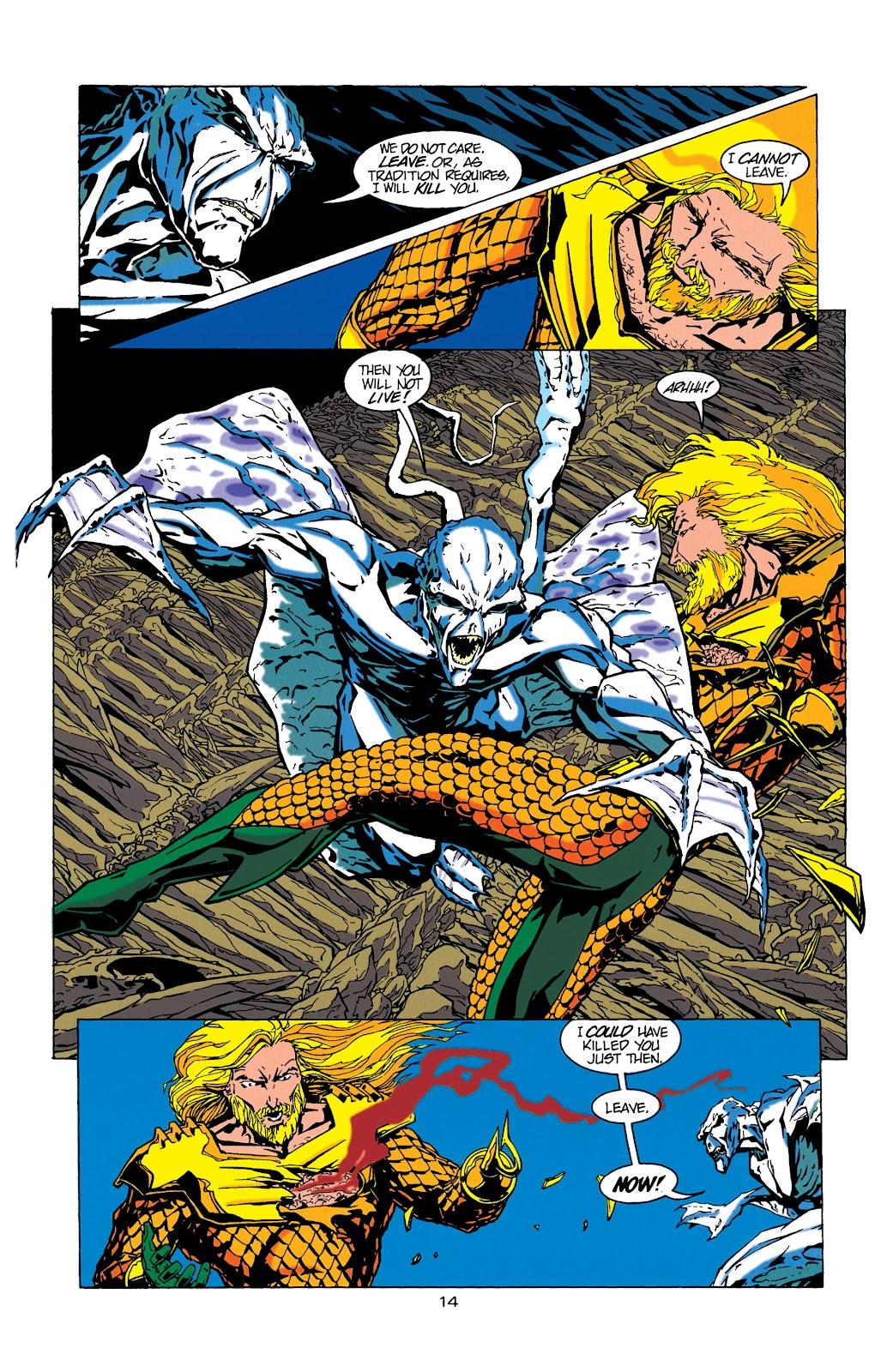 Aquaman (1994) Issue #17 #23 - English 15