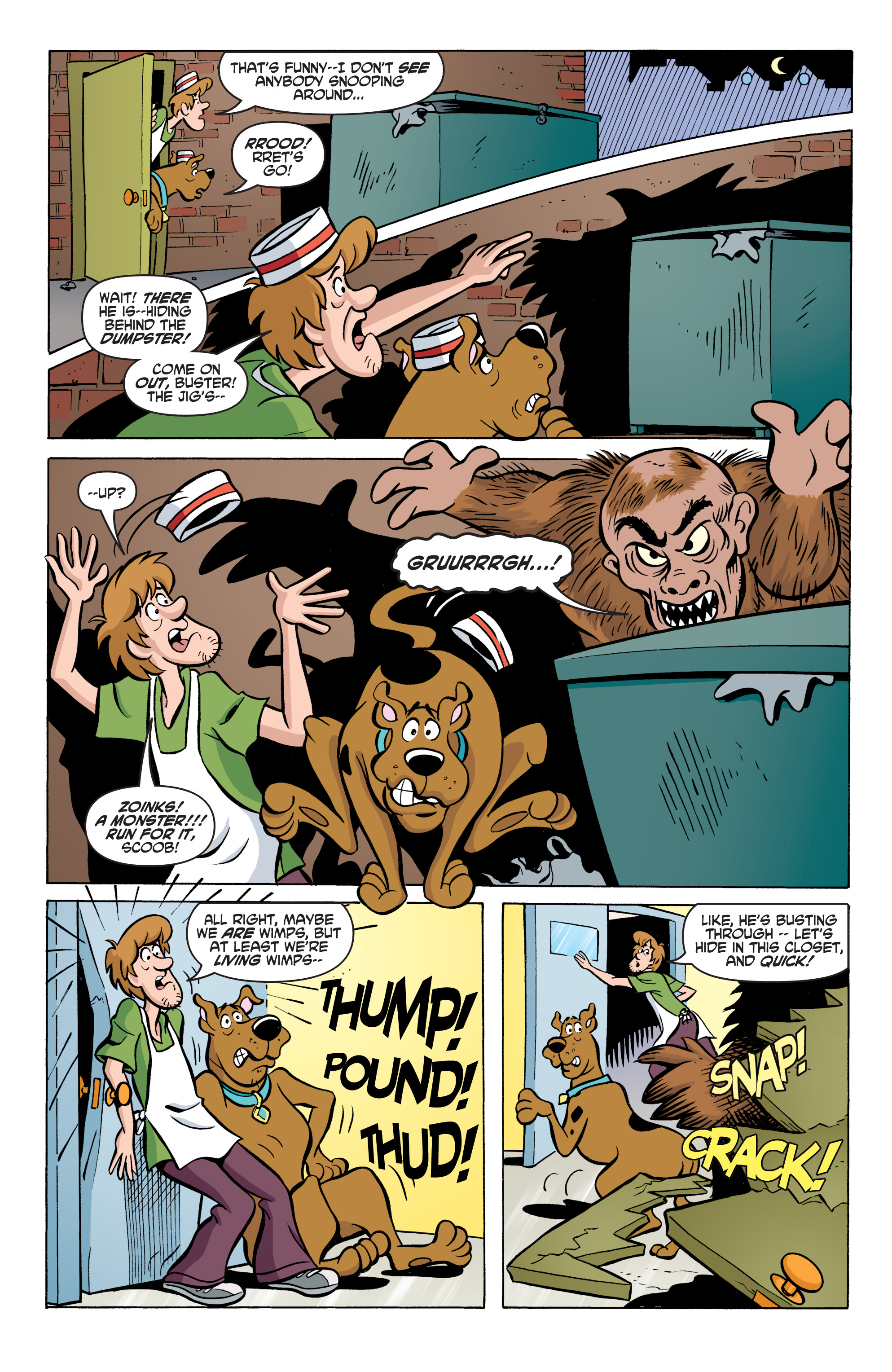 Read online Scooby-Doo (1997) comic -  Issue #84 - 18