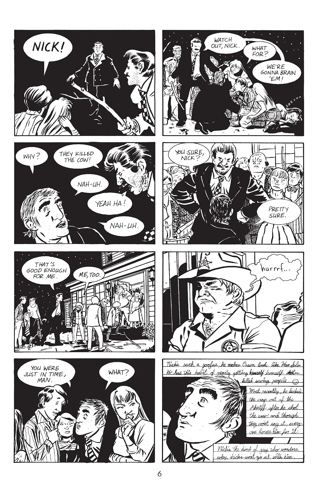 Stray Bullets Issue #13 #13 - English 8