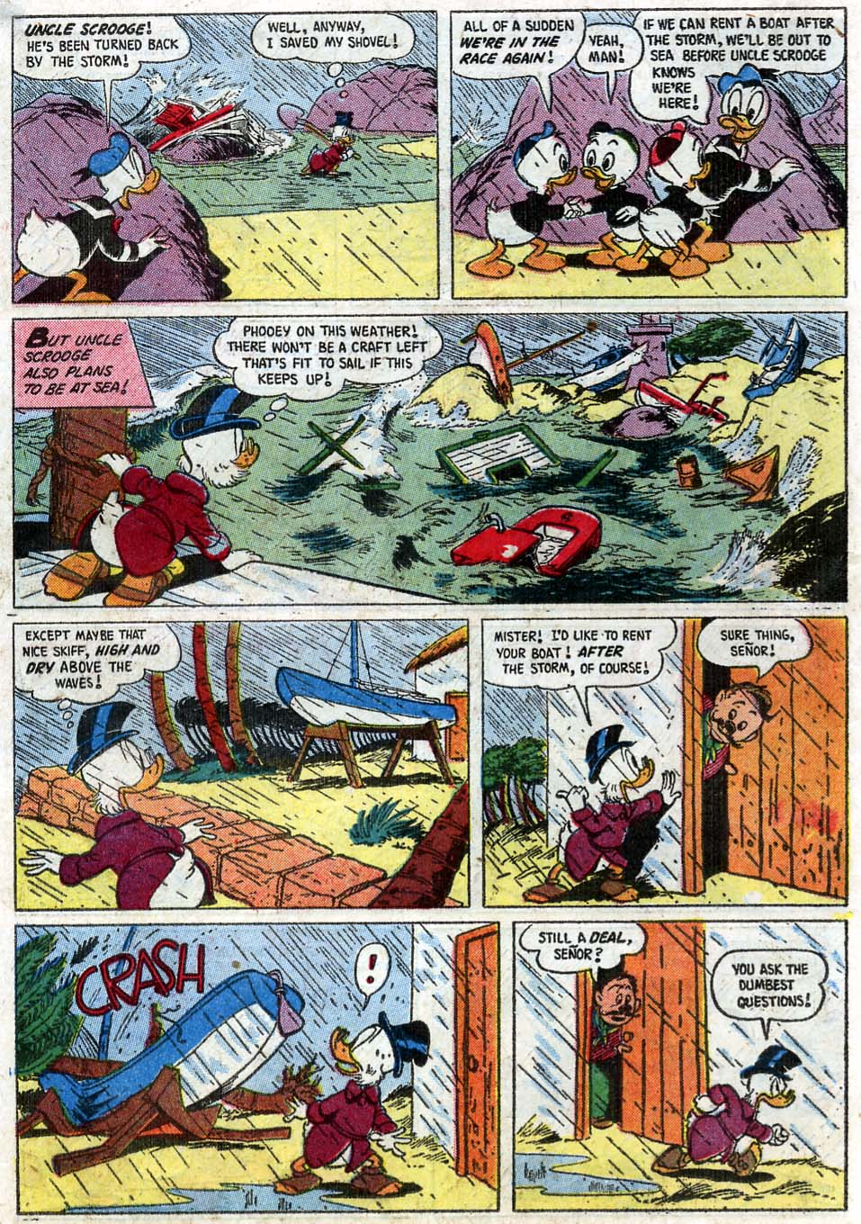 Uncle Scrooge (1953) Issue #16 #16 - English 18