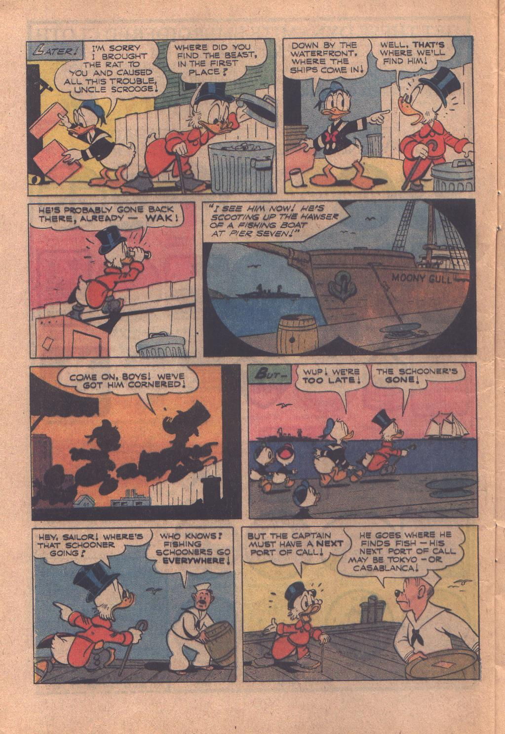 Uncle Scrooge (1953) Issue #104 #104 - English 6
