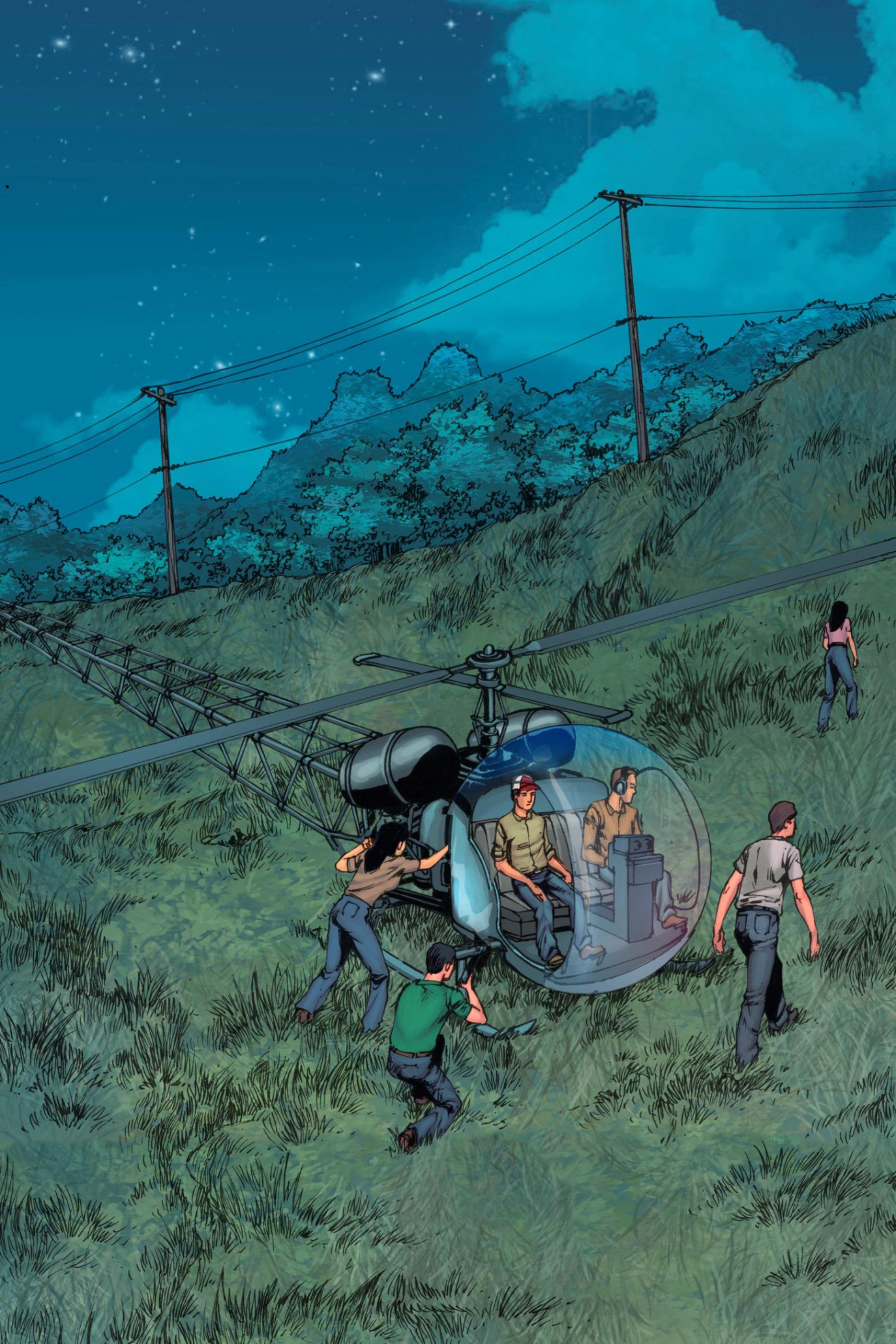 Read online Z-Men comic -  Issue #3 - 65