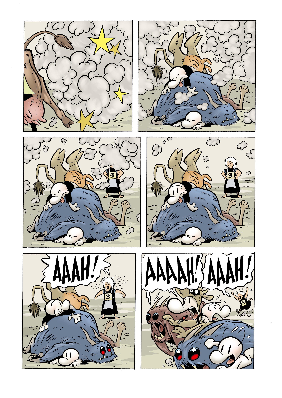 Bone (1991) 10 Page 17
