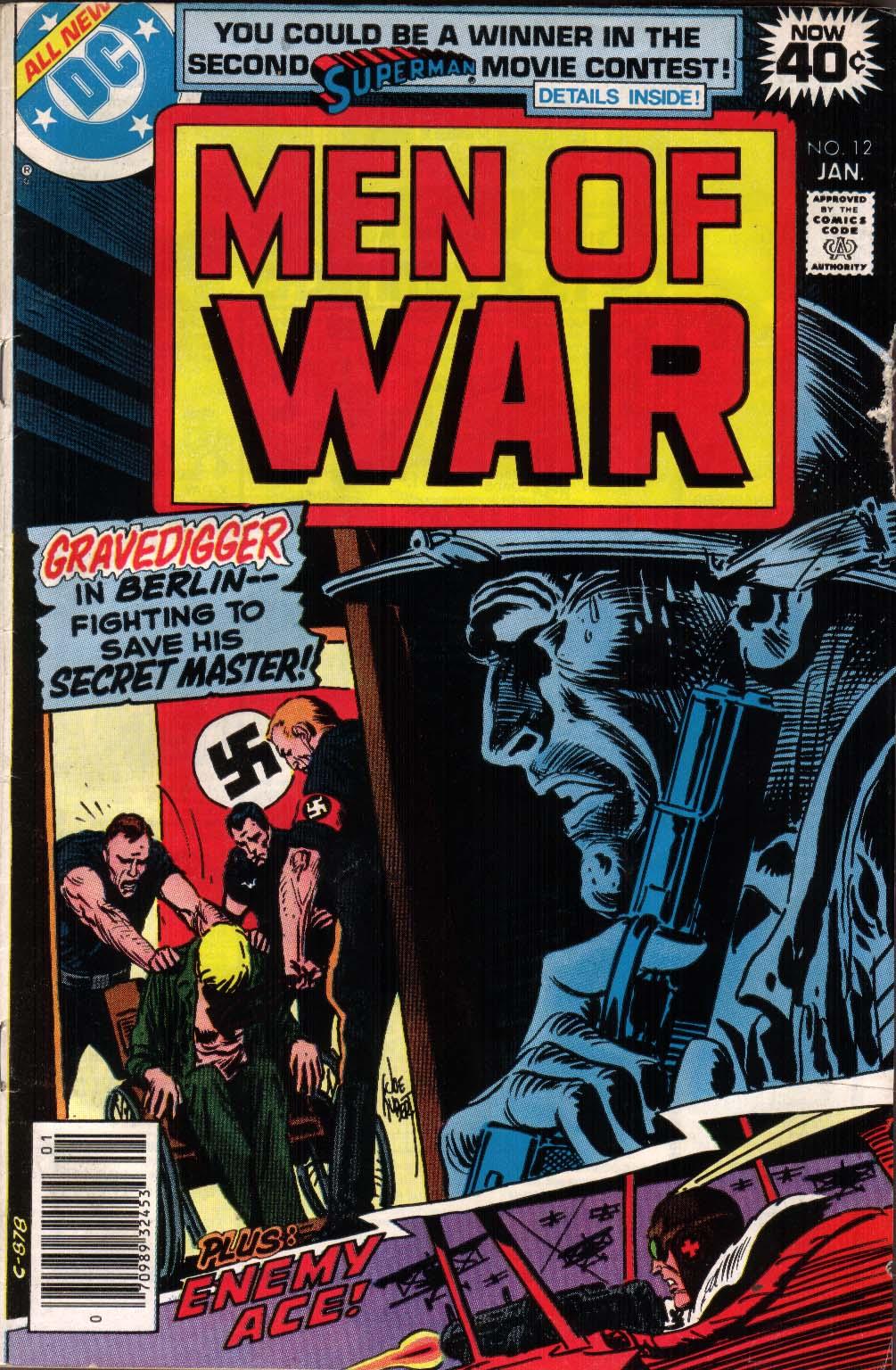 Men of War 12 Page 1