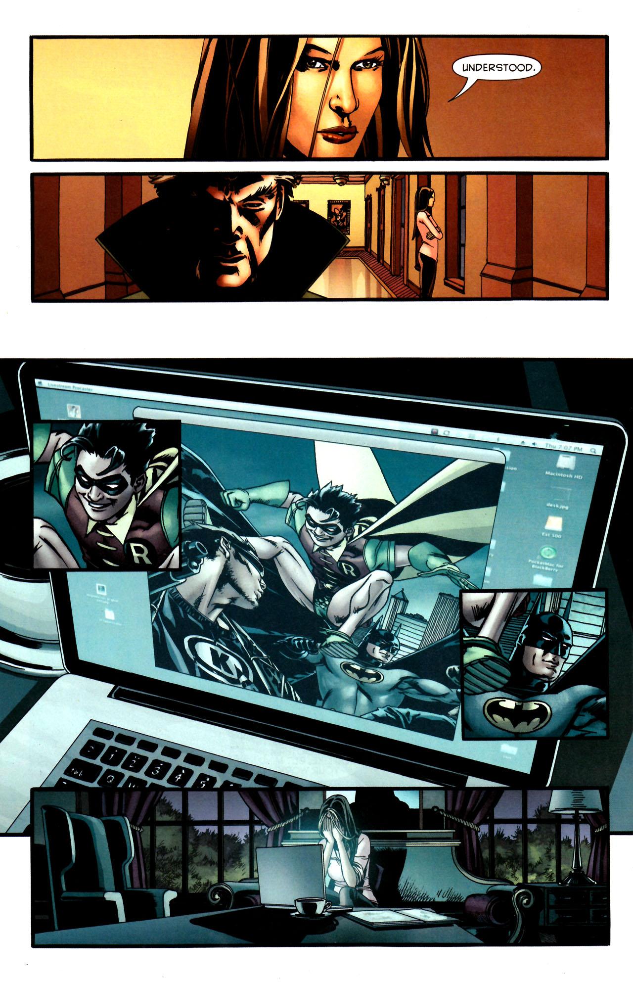 Read online Adventure Comics (2009) comic -  Issue #12 - 34