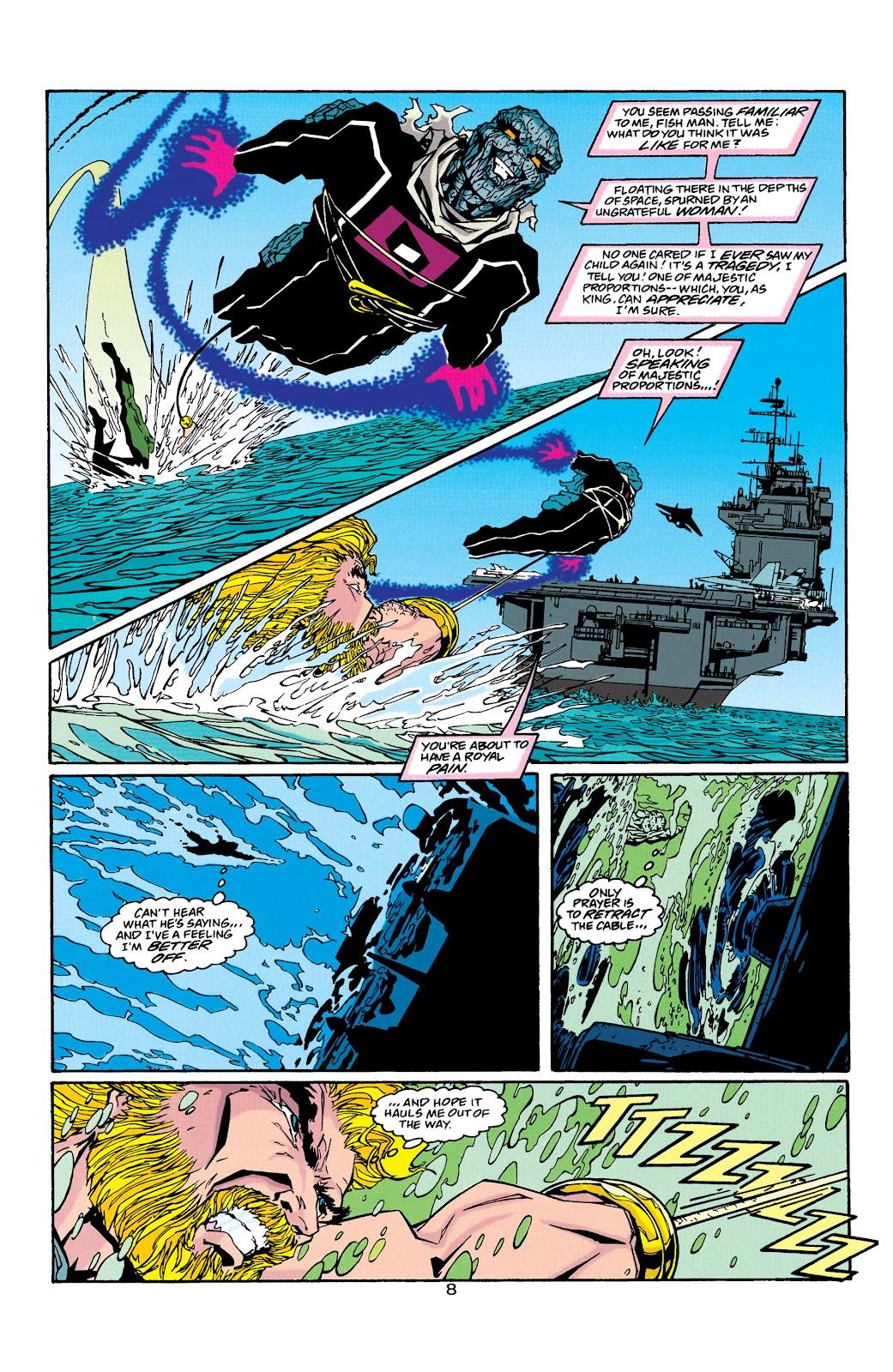Aquaman (1994) Issue #39 #45 - English 9