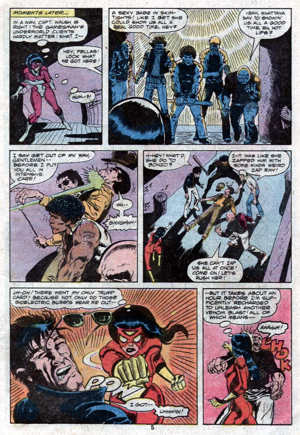 Spider-Woman (1978) Issue #23 #23 - English 5