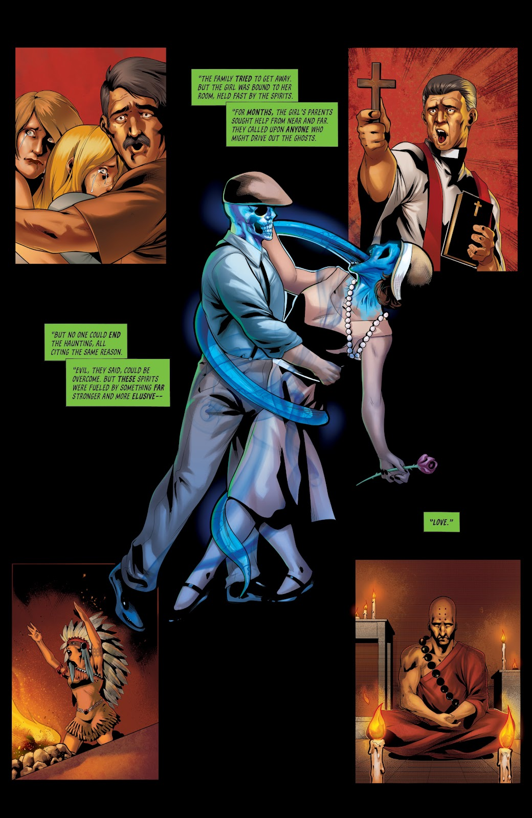 Grimm Fairy Tales (2005) _Special - Halloween Special #2 - English 7