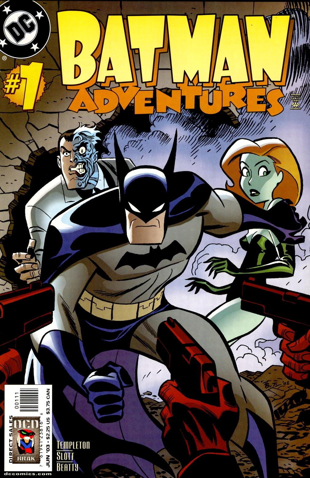 Batman Adventures (2003) 1 Page 1