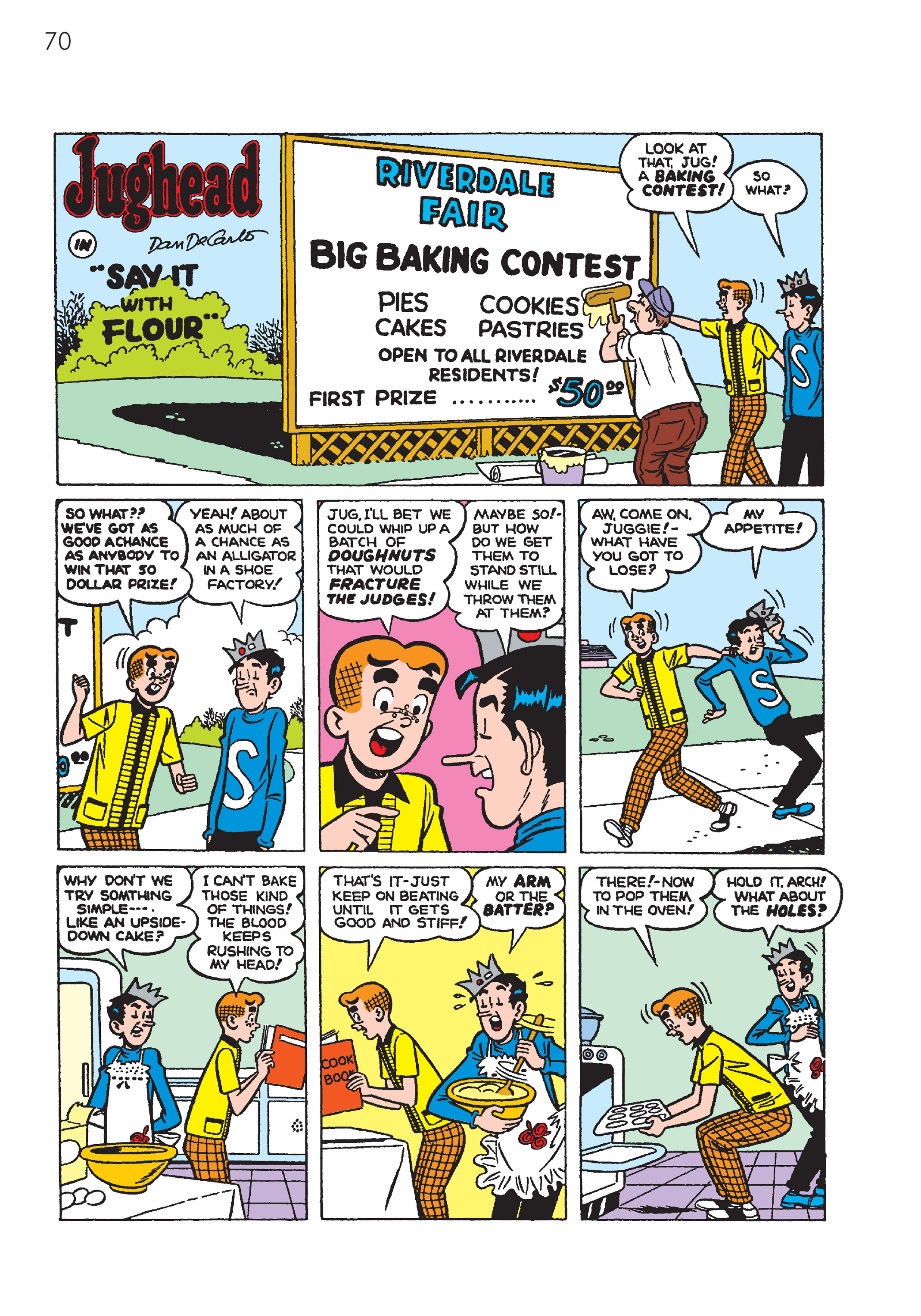 Read online The Best of Archie Comics comic -  Issue # TPB 4 (Part 1) - 71