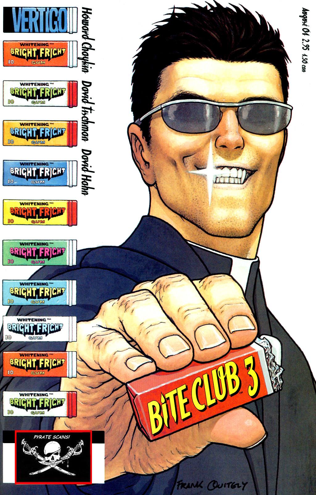 Bite Club 3 Page 1