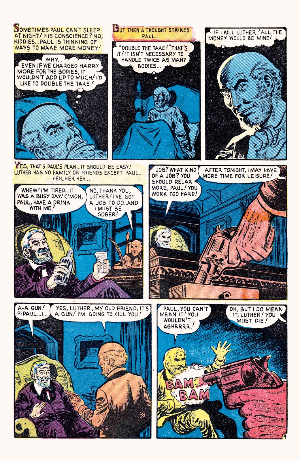 Haunted Horror Issue #27 #27 - English 6
