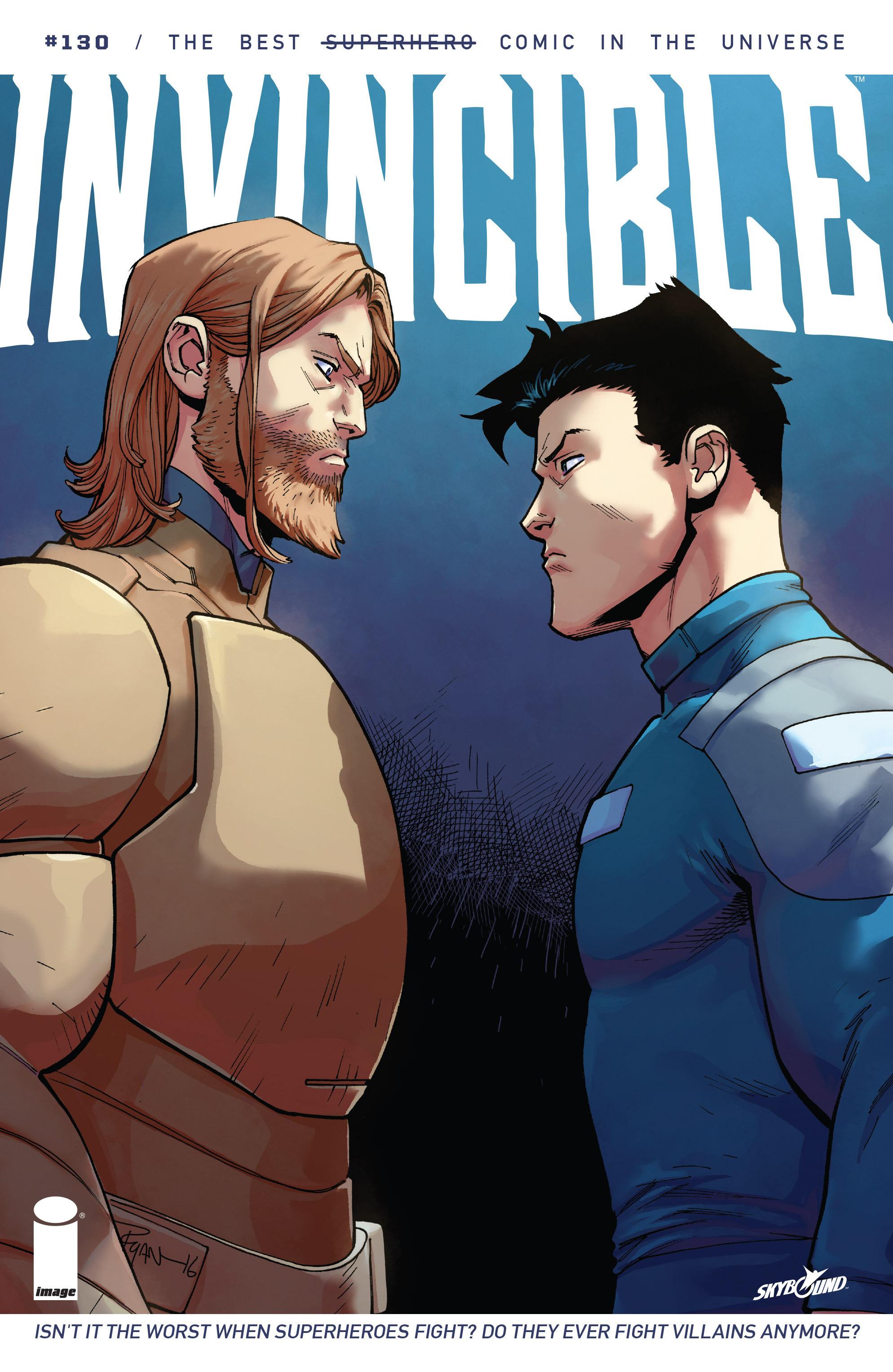 Invincible 130 Page 1