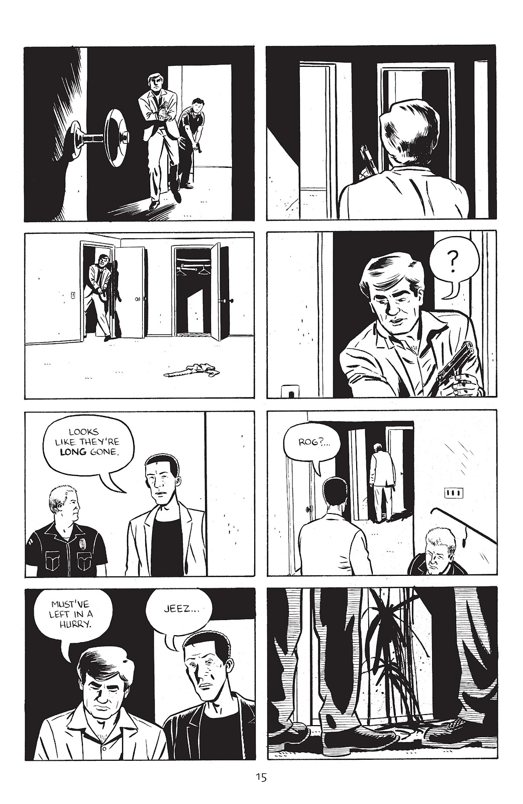 Stray Bullets Issue #29 #29 - English 17