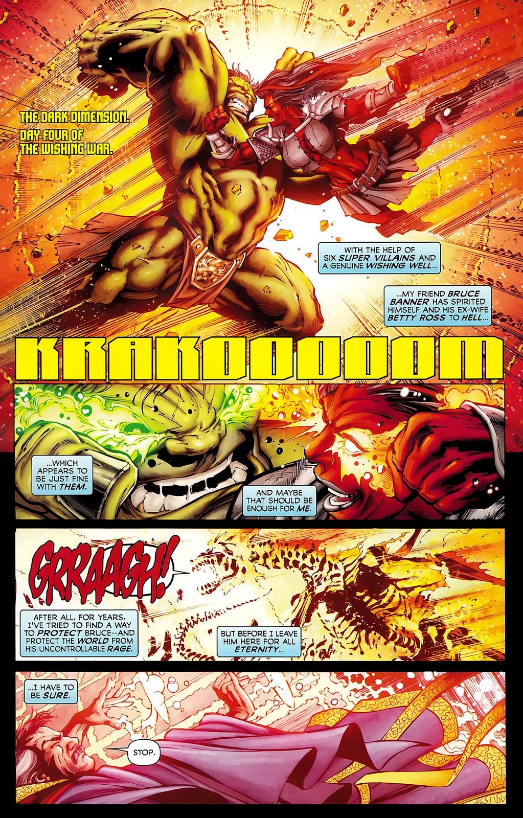 Incredible Hulks (2010) Issue #635 #25 - English 6