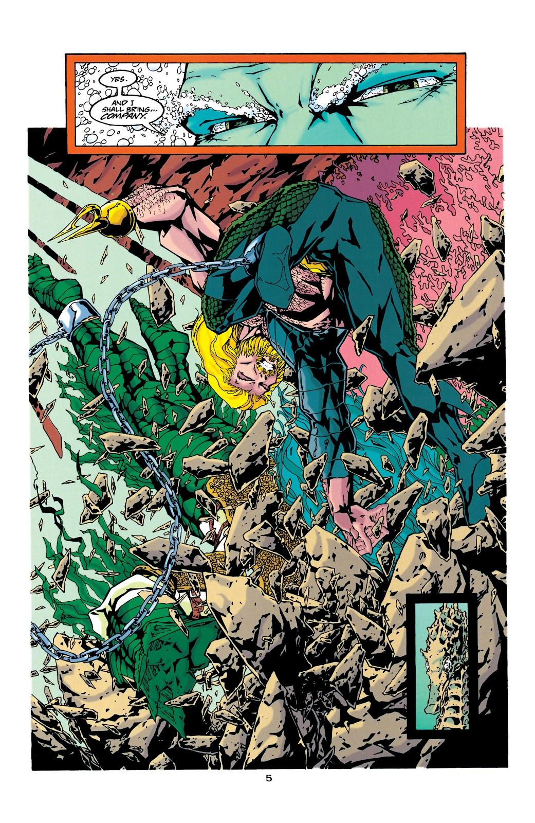 Aquaman (1994) Issue #34 #40 - English 5
