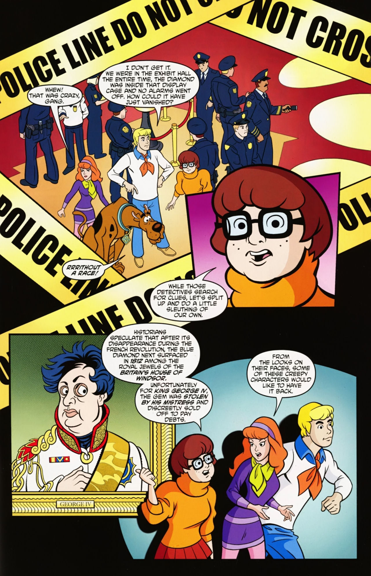 Read online Scooby-Doo: Where Are You? comic -  Issue #12 - 9