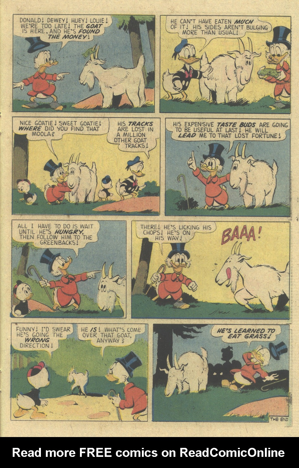 Uncle Scrooge (1953) Issue #147 #147 - English 27