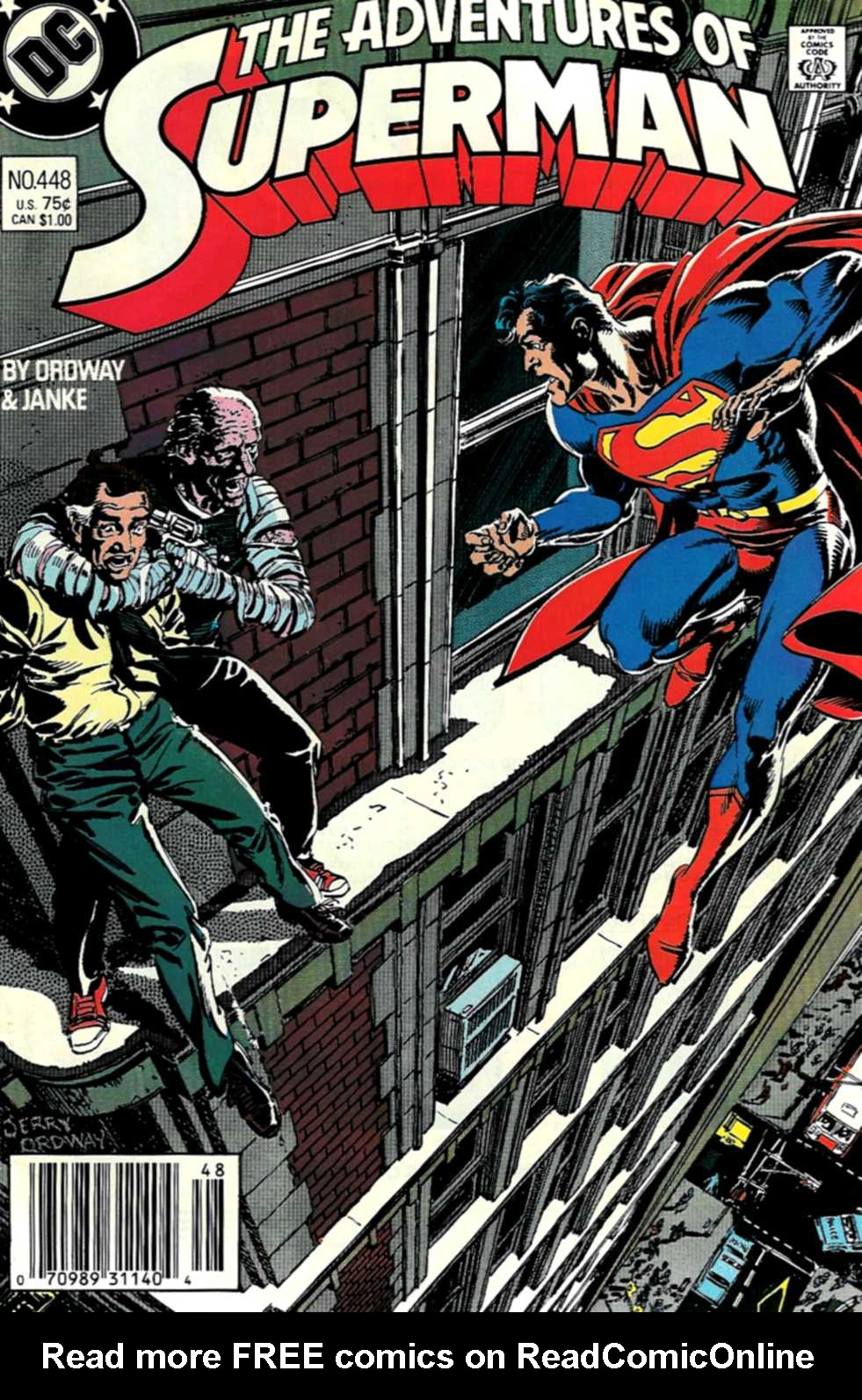 Adventures of Superman (1987) 448 Page 1