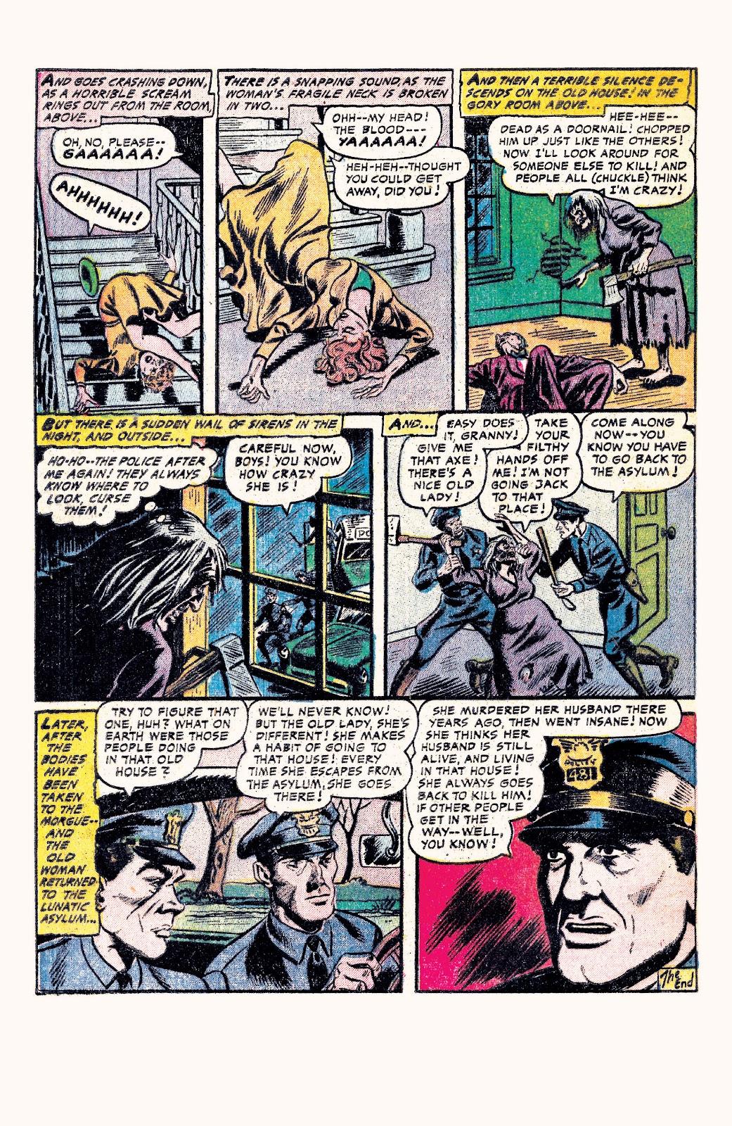 Haunted Horror Issue #22 #22 - English 47