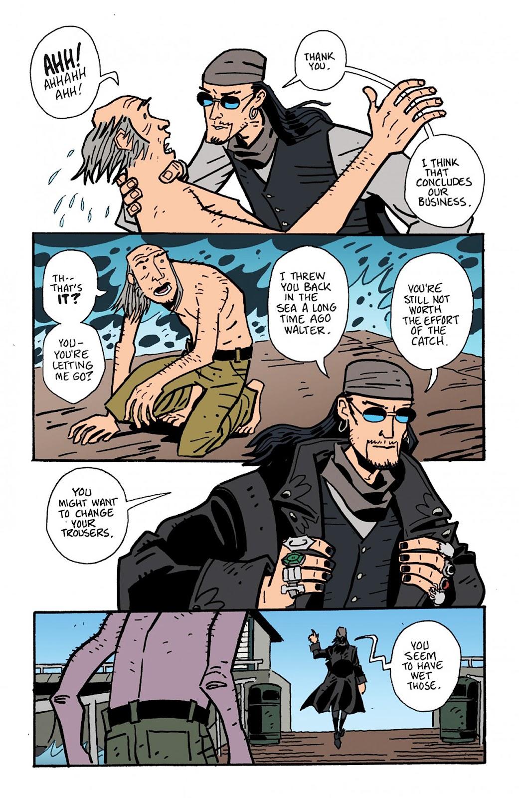 Mudman Issue #4 #4 - English 28