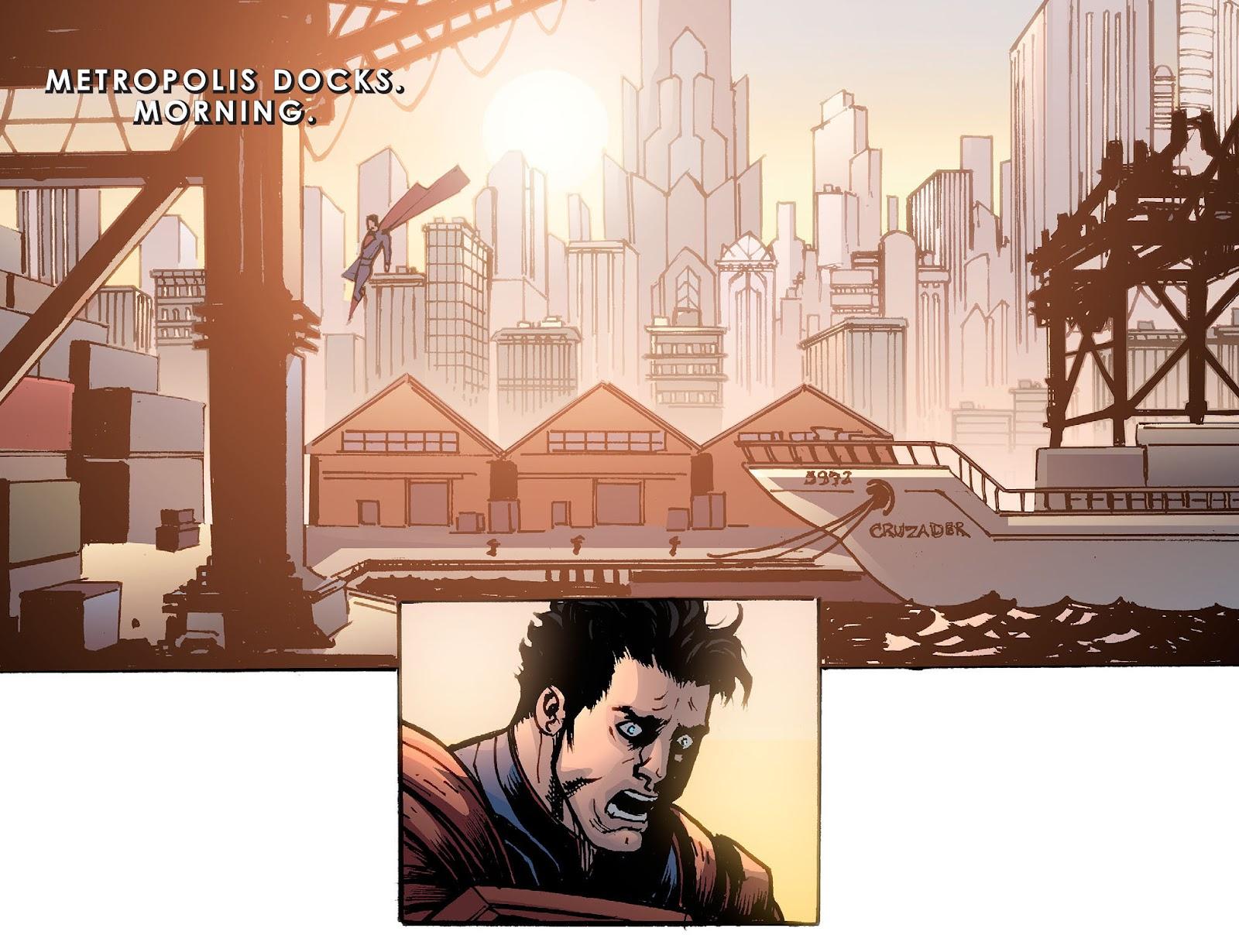 Injustice: Gods Among Us [I] Issue #2 #3 - English 3