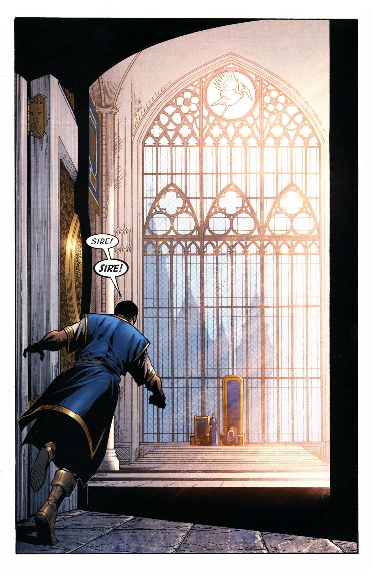 Read online Scion comic -  Issue #23 - 3